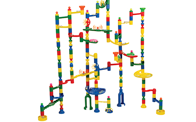 Marbulous Marble Run 252pcs