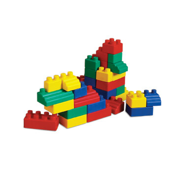 Mini Edu Blocks 26pcs
