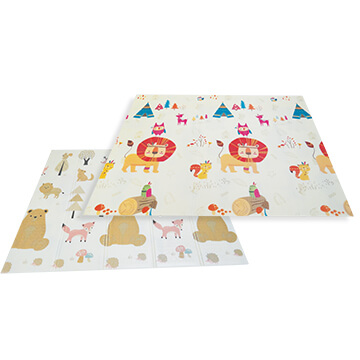 Crawl N' Play Baby Mat